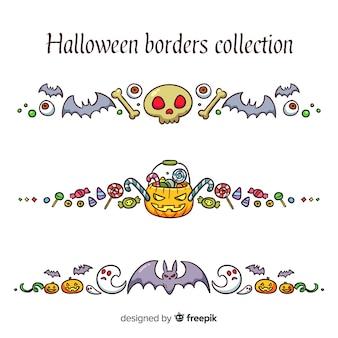 Halloween-Borderpackung