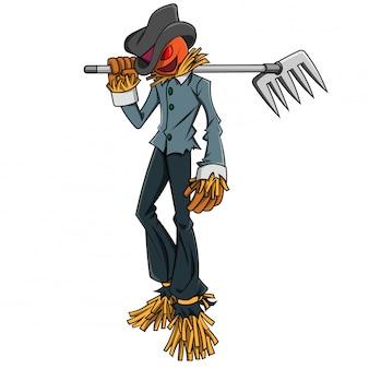 Halloween charakter kostüm