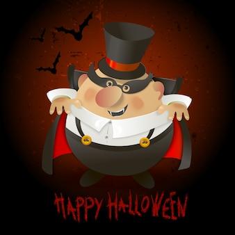 Halloween-designhintergrund.