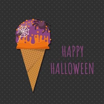 Halloween-eiscreme