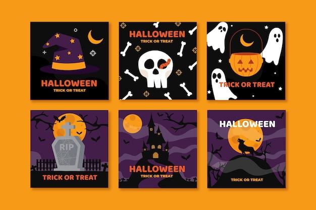 Halloween feier instagram beiträge