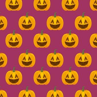 Halloween-feiermuster