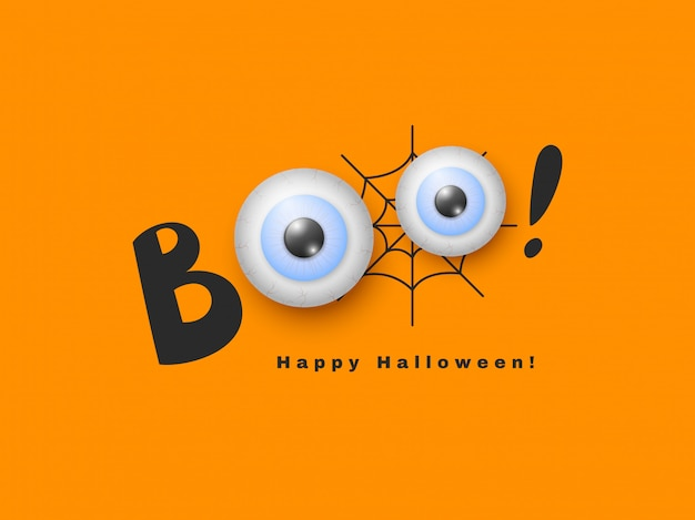 Halloween-feiertagsentwurf.