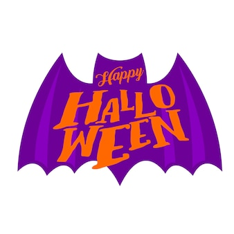 Halloween fledermaus signal