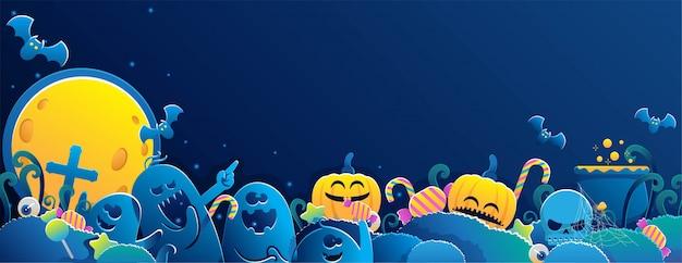 Halloween fröhliches halloween