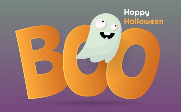 Halloween hintergrund vektor hintergrund für banner, poster, flyer