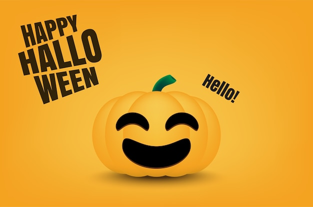 Halloween-konzept.