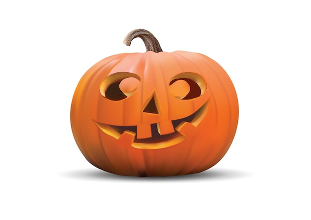 Halloween-kürbis vektorkunst