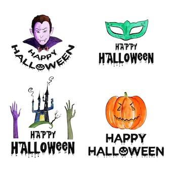 Halloween logo-designs