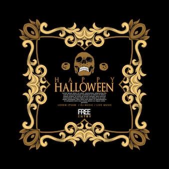 Halloween-luxus-party