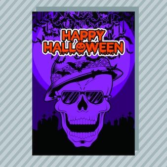 Halloween-party-einladungs-flieger