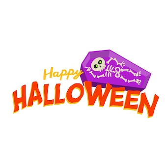 Halloween-sarg