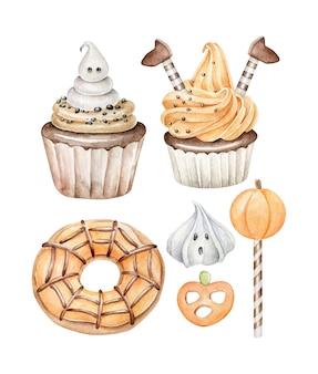 Halloween-süßigkeiten