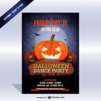 Halloween-tanz-party-plakat-vorlage