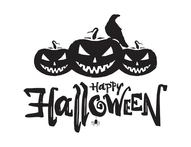 Halloween themenorientierte illustration