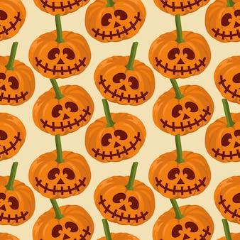 Halloweengruß mit gruseligem kreativem laster