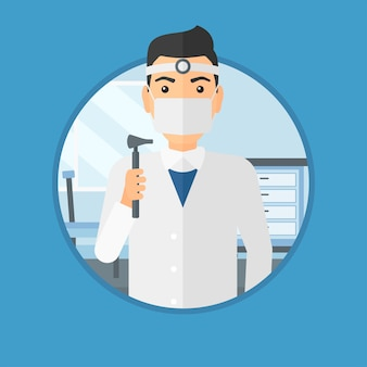 Hals-nasen-ohrenarzt.
