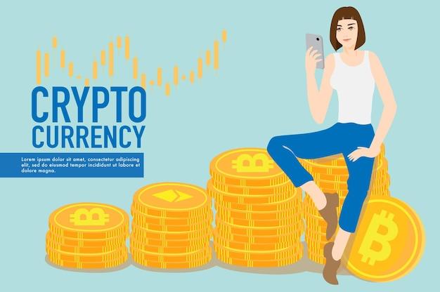 Handel mit kryptowährungen