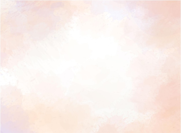Handgemalter abstrakter bunter aquarellfleckhintergrund digitale malerei