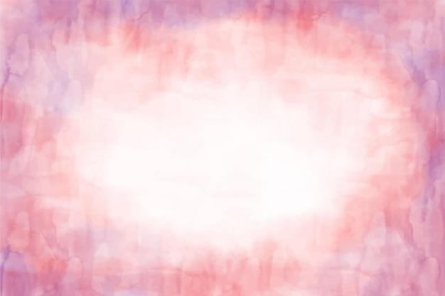 Handgemalter aquarell abstrakter hintergrund