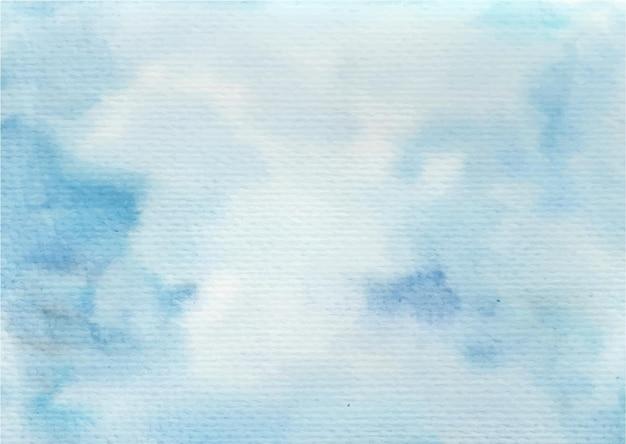Handgemaltes abstraktes aquarell als hintergrund