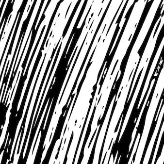 Handgezeichneter kritzelhintergrund. abstrakter monochromer doodle-hintergrund. vektor-illustration