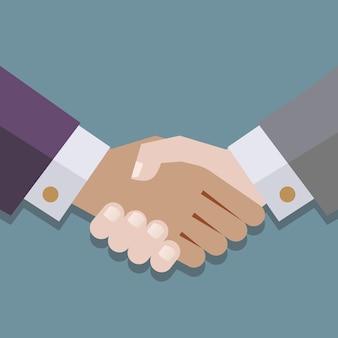Handshake illustartion