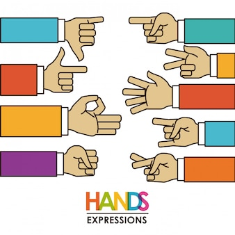 Handsignale