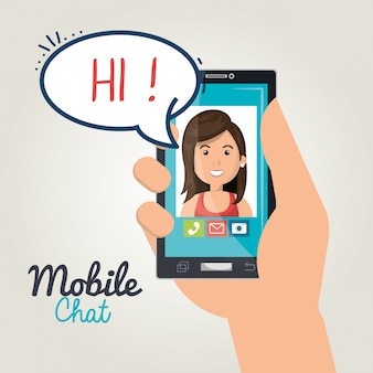 Handy-chat