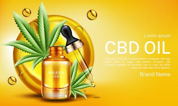 Hanf cannabinoid extrakt banner