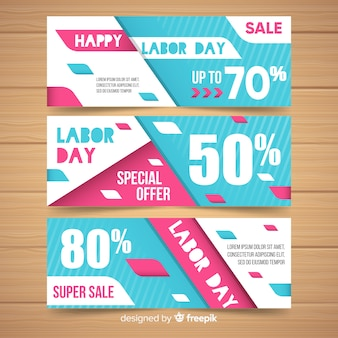 Happy arbeitstag mega sale banner