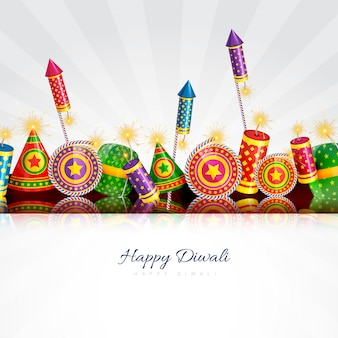 Happy diwali-karte