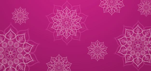 Happy diwali lila hintergrund