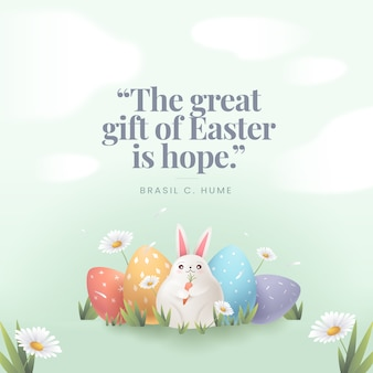 Happy easter day event hasen und eier