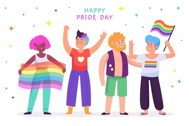 Happy pride day leute