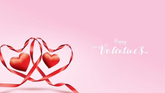 Happy valentine hintergrund
