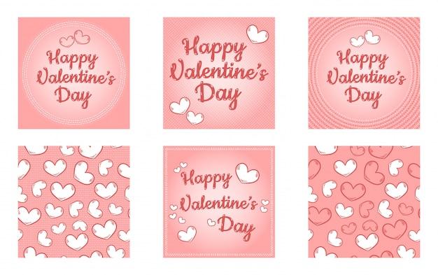 Happy valentines day gesetzt