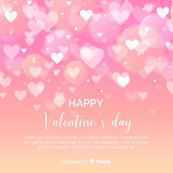 Happy valentinstag hintergrund
