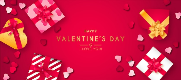 Happy valentinstag mit realistischen geschenken