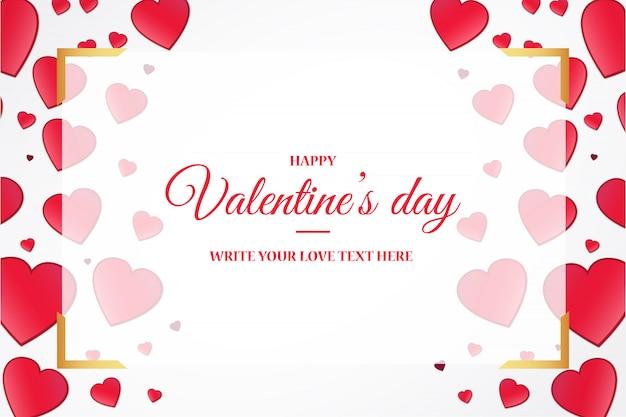 Happy valentinstag vorlage