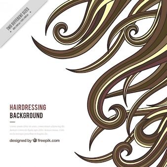 Hardressing salon hintergrund