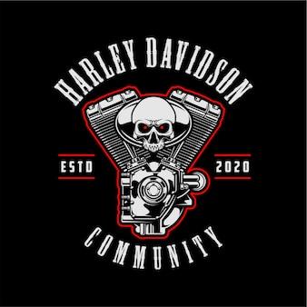 Harley davidson gemeinschaft