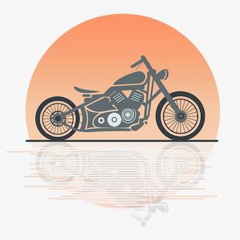 Harley modernes konzept