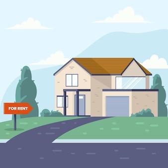 Haus zu verkaufen / zu vermieten