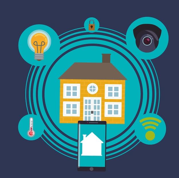 Hausautomatisierung design