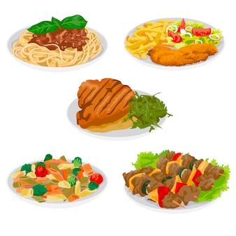 Hausgemachtes essen