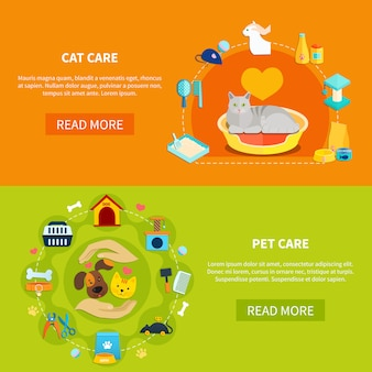 Haustierpflege-banner