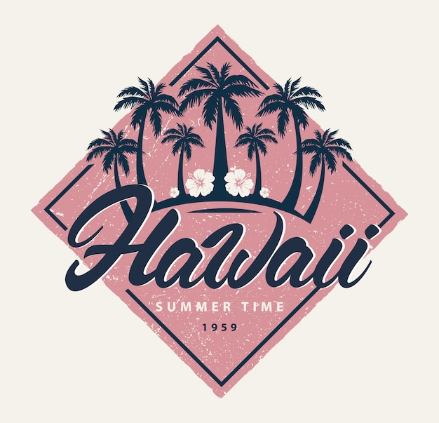 Hawaii-sommerlogo