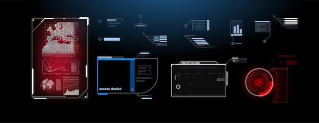 Head-up-bildschirme für videospiele
