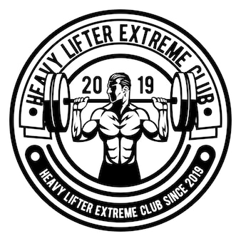 Heavy lifter club